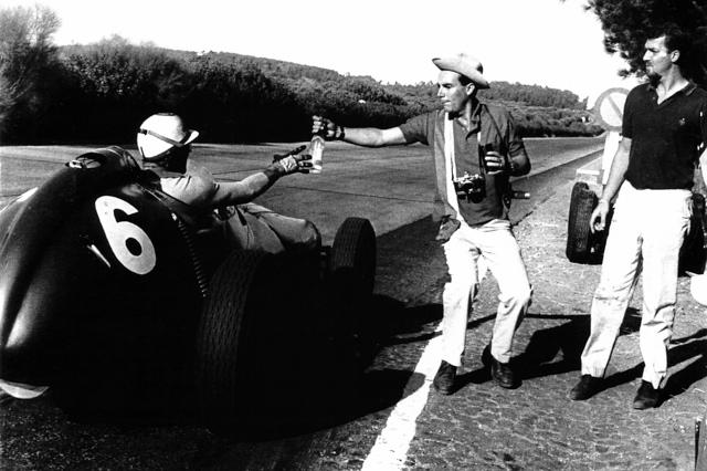 1959 GP de Portugal Schell y Cahier