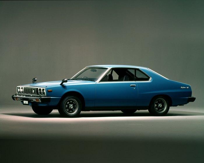 1977 Nissan Skyline 2000 GT E-S (KHGC210)
