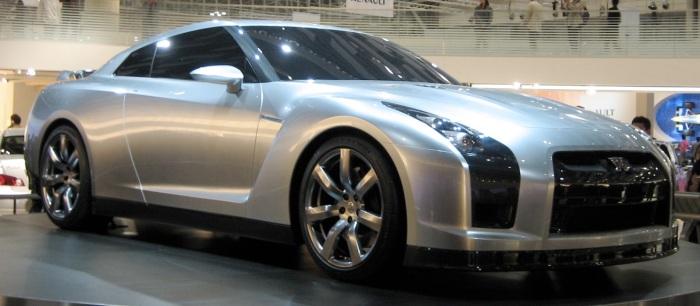 2005 Nissan GT-R PROTO