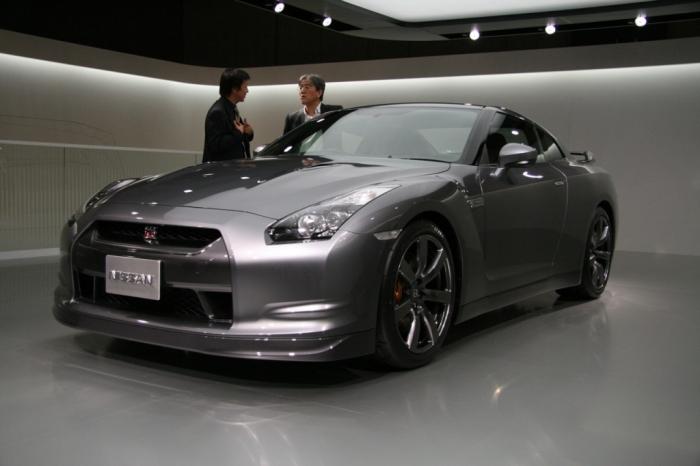 2007 Nissan GT-R (Tokio)