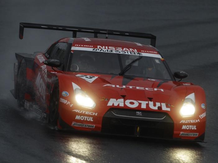 2011 Super GT/JGTC Season
