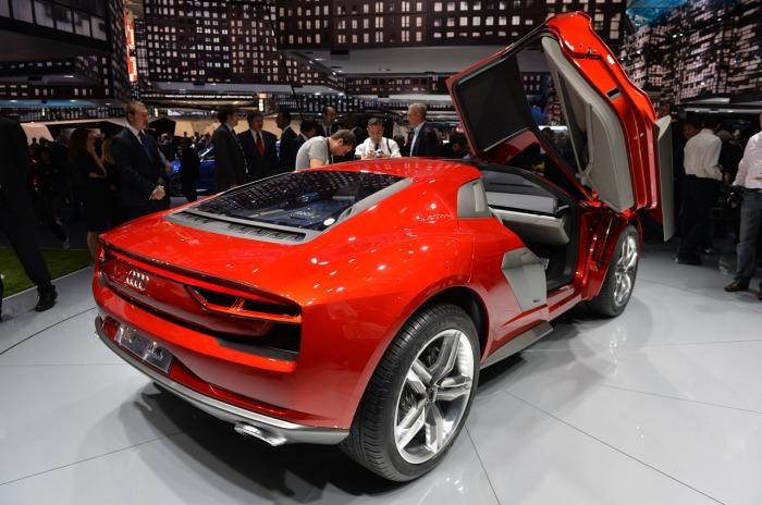 2013 Audi Nanuk