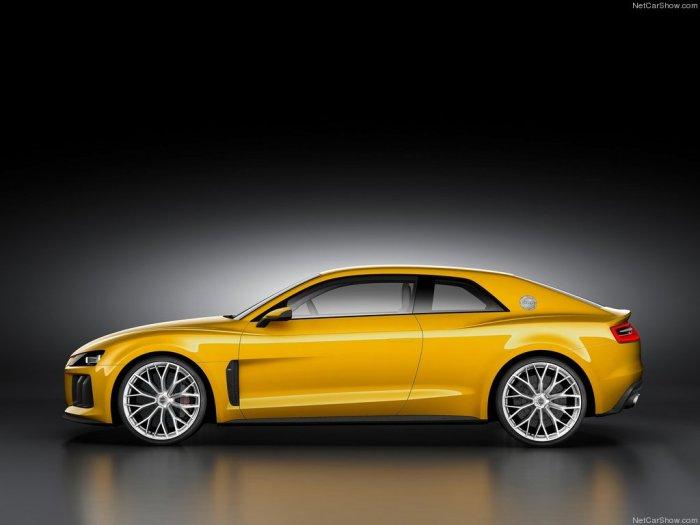 2013 Audi Sport quattro Concept 4
