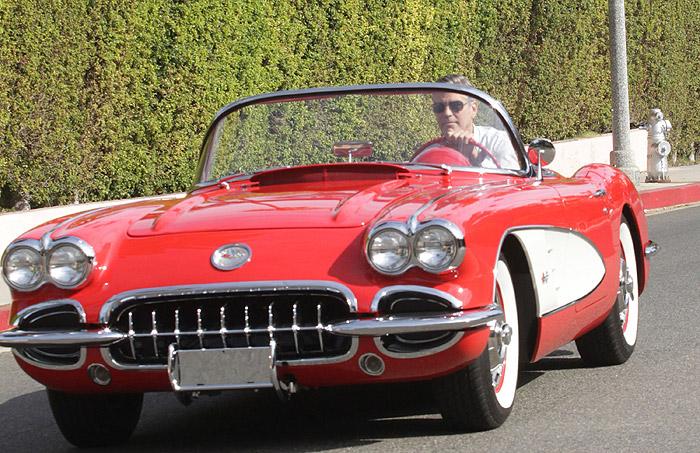 Resultado de imagen para George Clooney: Corvette