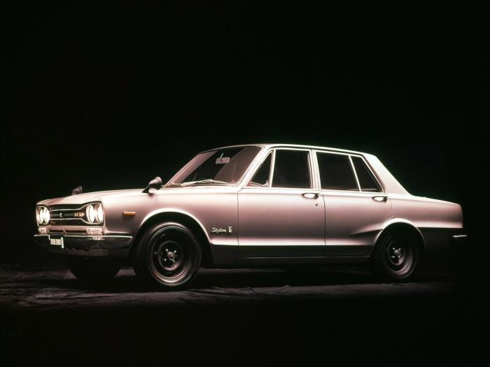 1969 Nissan Skyline C10 2000 GTR