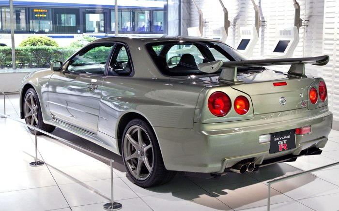 Nissan Skyline R34 Nur