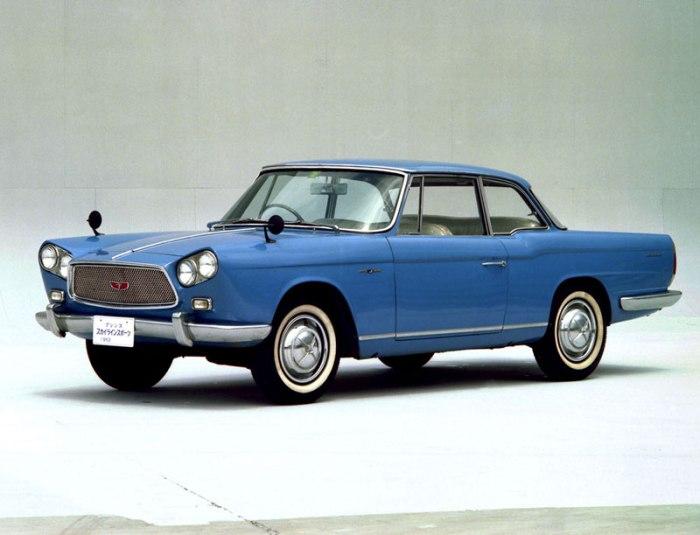 1961 Prince Skyline Sport BLRA-3 Michelotti