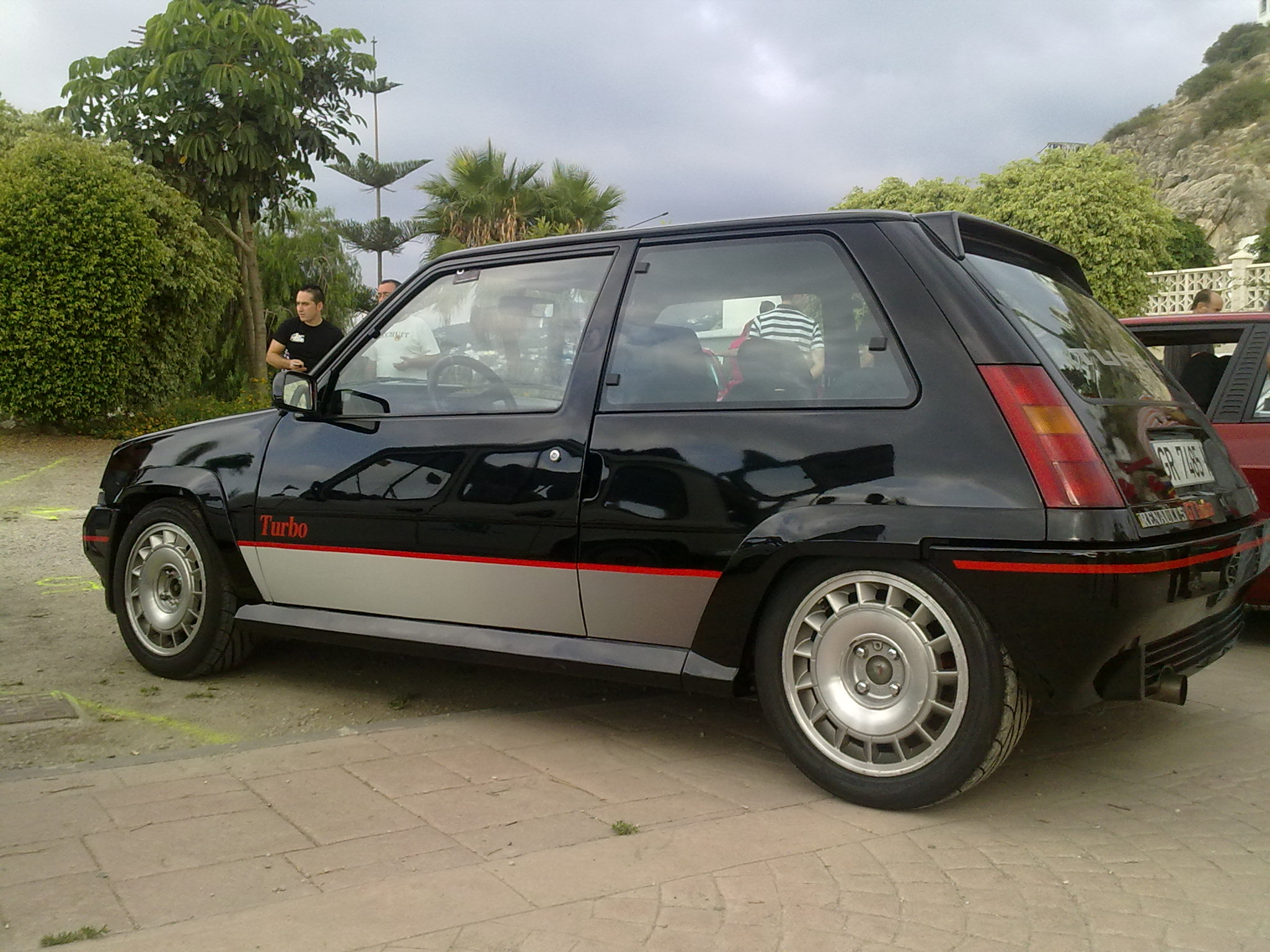 renault 5 gt turbo coches clasicos de hoy. Black Bedroom Furniture Sets. Home Design Ideas