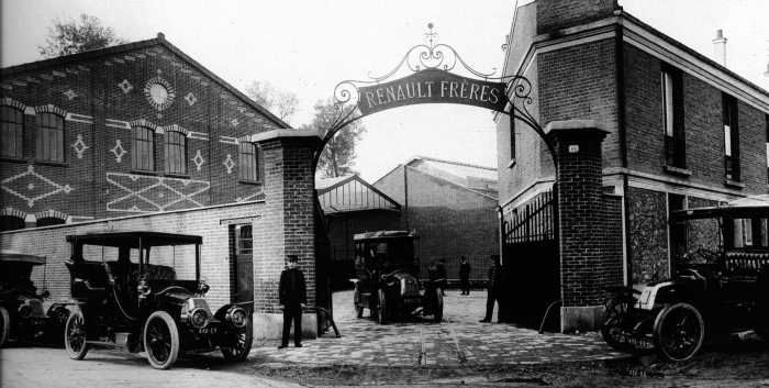 1906 Renault Frères Billancourt