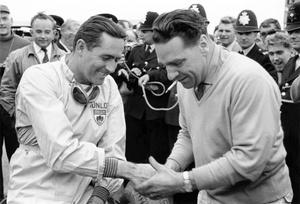 1960 GP de Inglaterra - J. Brabham - John Cooper - Silverstone