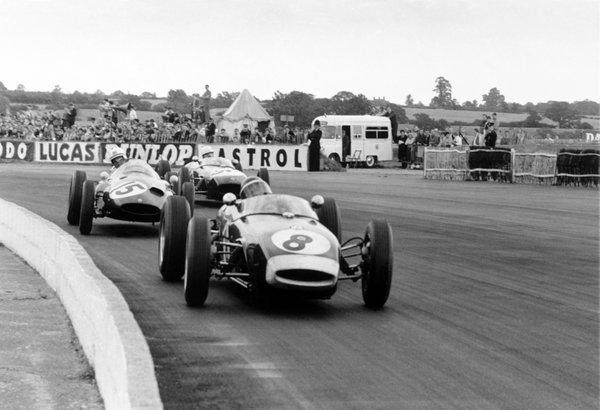 1960 GP de Inglaterra  - Jim Clark