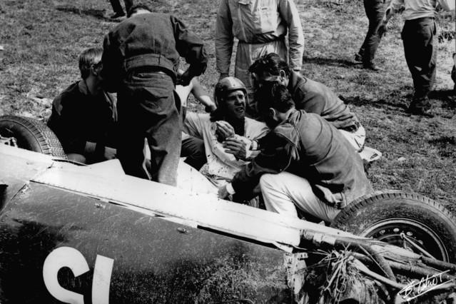 1960 GP de Holanda Gurney