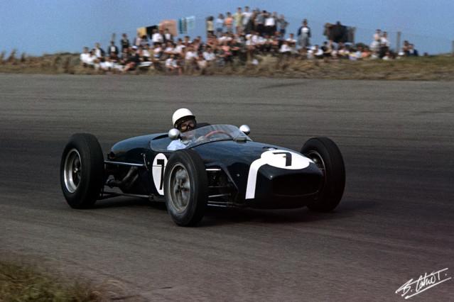 1960 GP de Holanda Moss