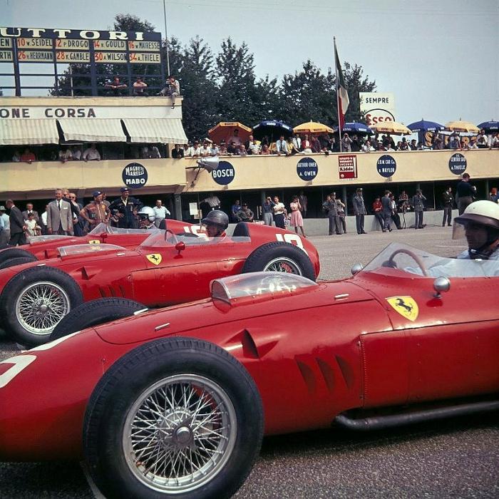 1960 GP de Italia dino246
