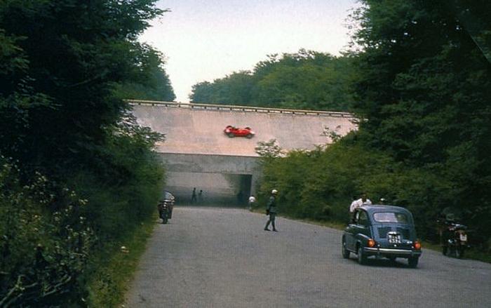 1960 GP de Italia Ferrari Dino 246-256 F1  de Richie Ginther
