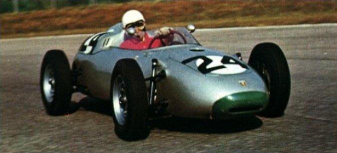 1960 GP de Italia Monza (Edgar Barth, Porsche 718)