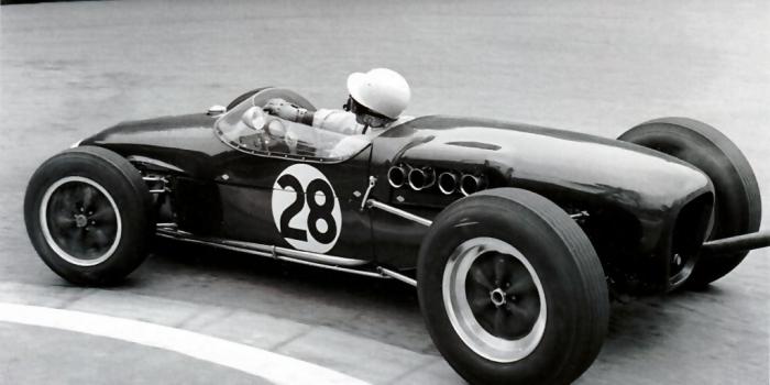 1960 GP de Monaco - Moss
