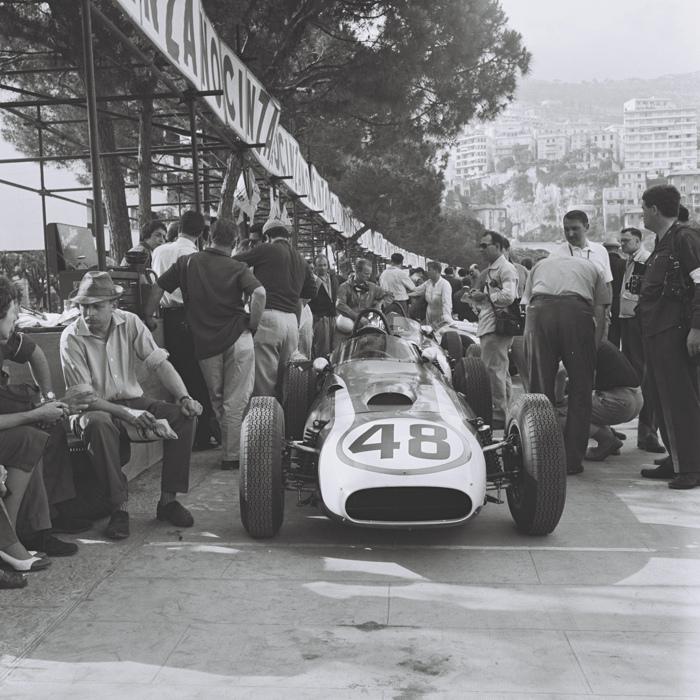 1960 GP de Monaco - Scarab