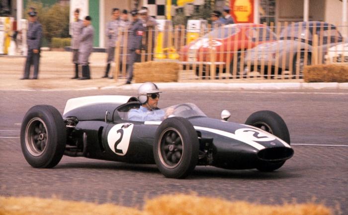 1960 GP de Portugal oporto - jack brabham (cooper-climax)