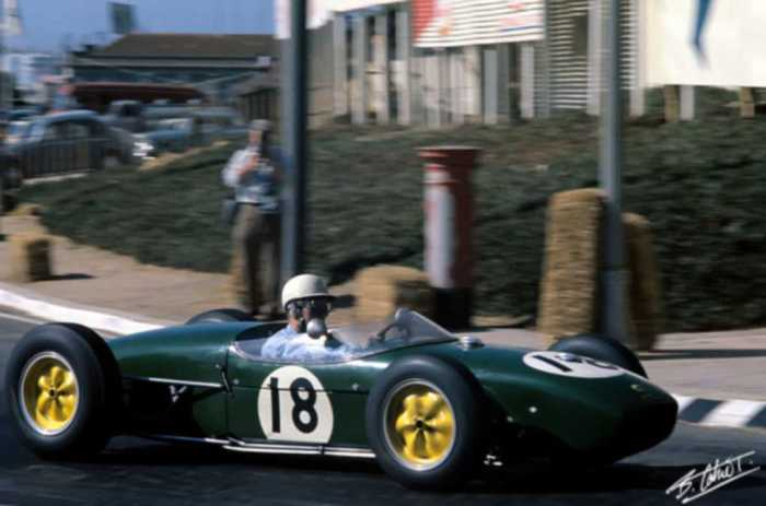 1960 GP de Portugal Surtees