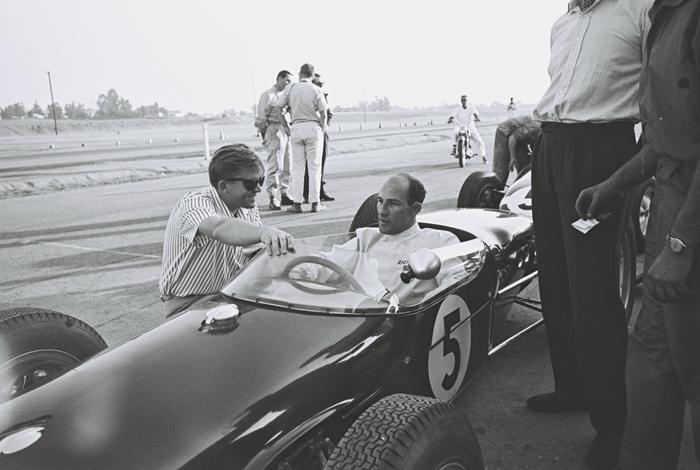 1960 GP de USA - Moss