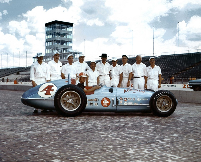 1960 Indianapolis 500 - Jim Rathmann