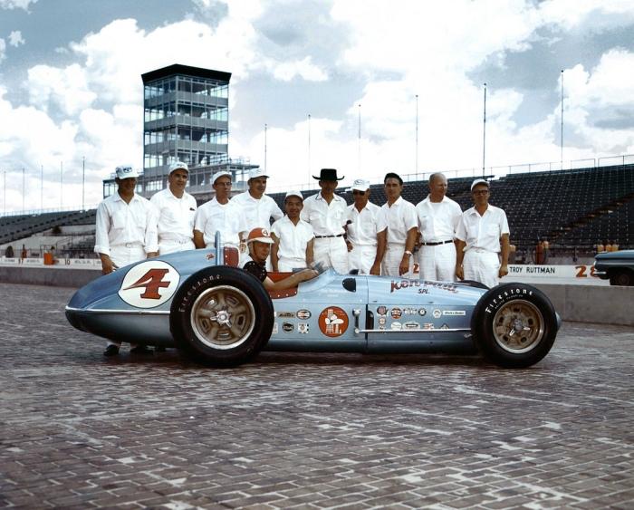 1960 Indianapolis 500 - Jim Rathmann