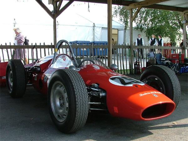 1961 De Tomaso - Alfa Romeo