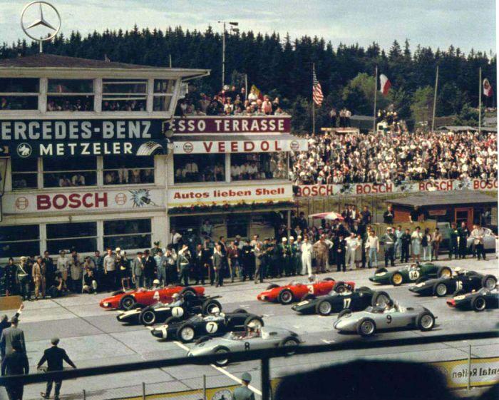 1961 GP de Alemania
