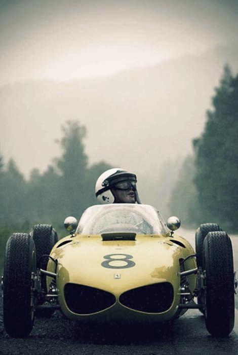 1961 GP de Bélgica Oliver Gendebien