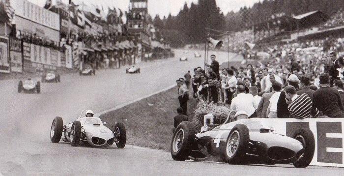 1961 GP de Bélgica