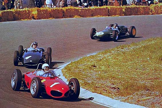 1961 GP de Holanda Phill Hill