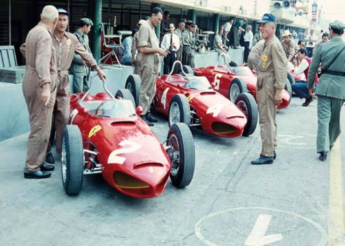 1961 GP de Italia Monza - Ferrari