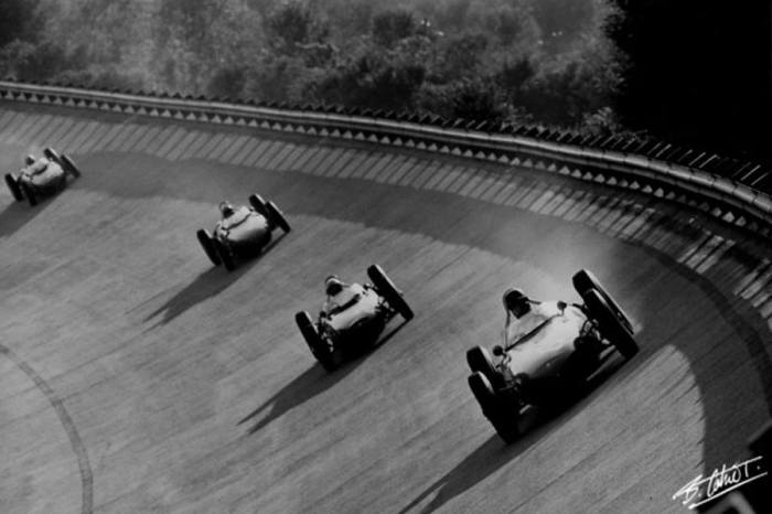 1961 GP de Italia Monza © The Cahier Archive