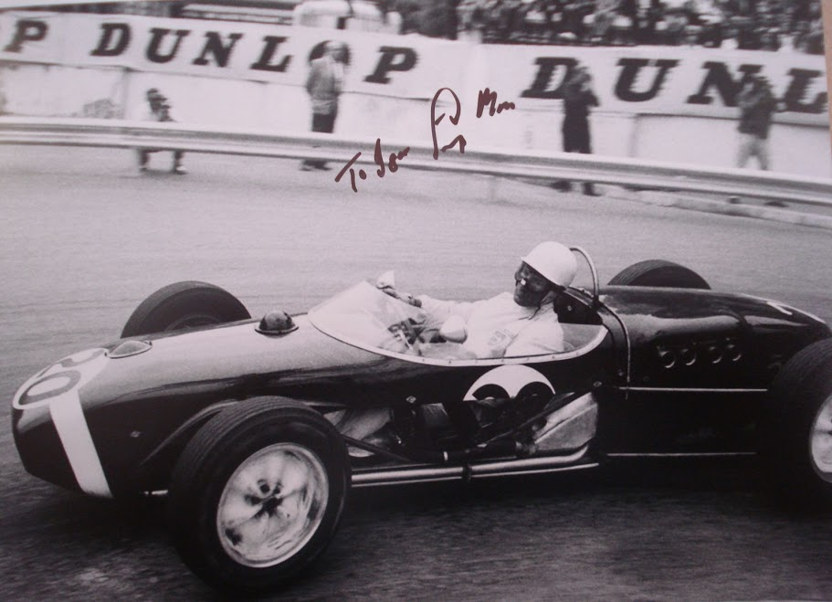 1961 GP de Mónaco 14 May 1961 Winner, Stirling Moss, Lotus 18
