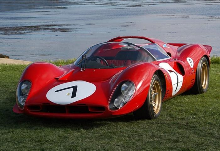 1962 Ferrari 330 P4 $9,281