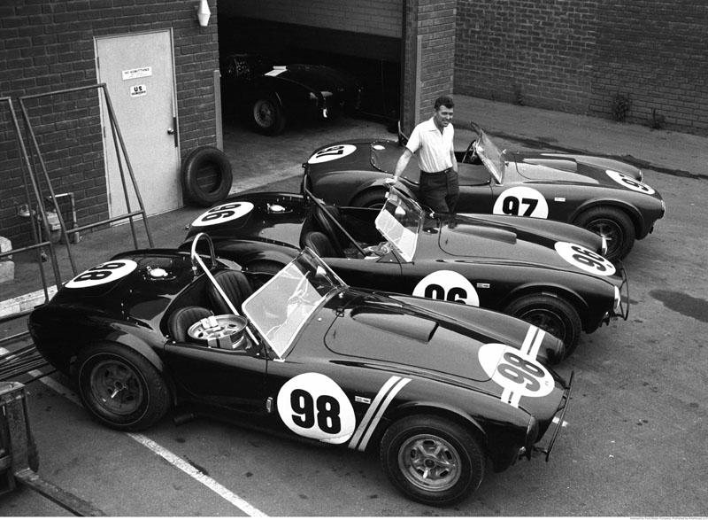1963 Carroll Shelby