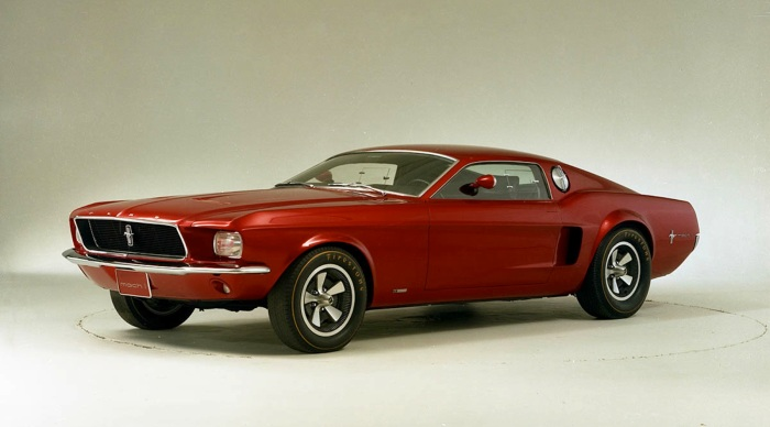 1966 Ford Mustang Mach 1 Concept