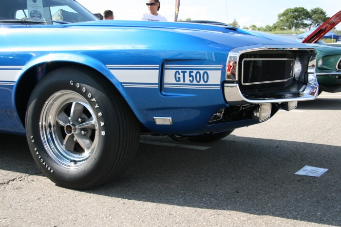 1969 shelby gt 500