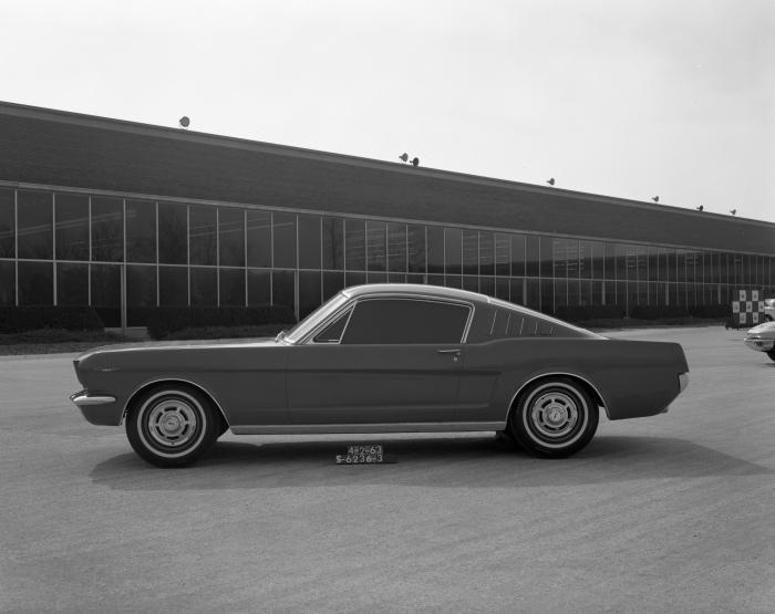 1963 Cougar Concept