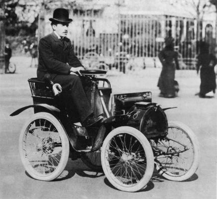 Louis Renault - Voiturette Type A