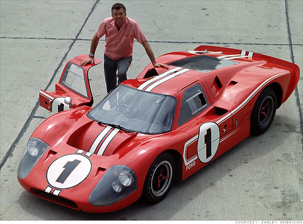 Carroll Shelby le mans 67