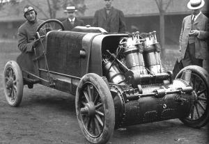 1905 Christie 4 cylinder Vanderbilt cup racecar