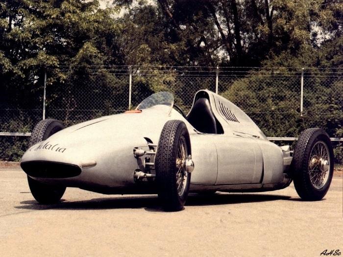 1949 Cisitalia 360 Grand Prix 4-wheel drive
