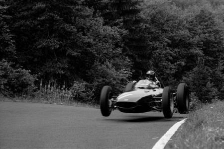 1962 GP de Alemania - GRAHAM HILL