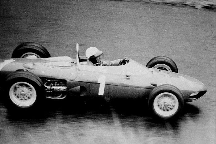 1962 GP de Alemania Nurburgring phil hill
