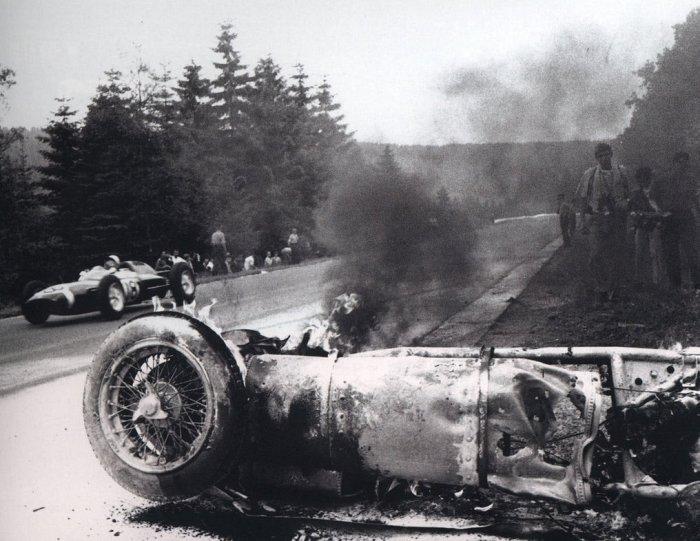 1962 GP de Bélgica - #18 maurice trintignant  (by f1_history)