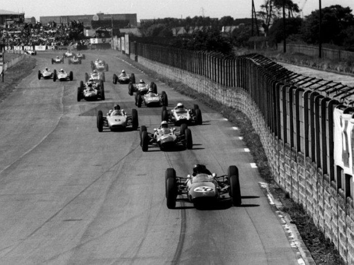 1962 GP de Gran Bretaña - Jim Clark - Lotus