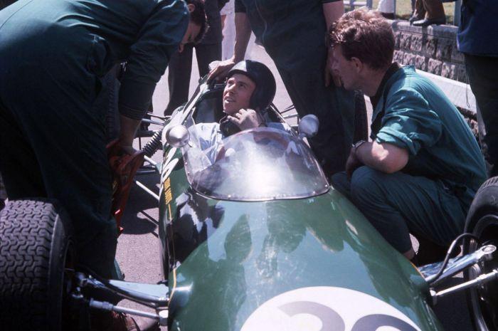 1962 GP de Gran Bretaña - Jim Clark
