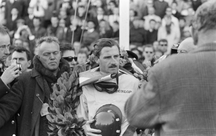 1962 GP de Holanda Graham Hill (by_f1_history)